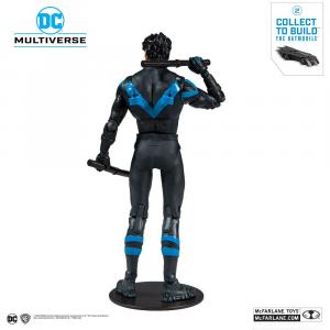 DC Multiverse: NIGHTWING (Better Than Batman) BAF by McFarlane Toys