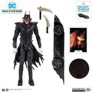 DC Multiverse Action Figure: The Batman WHO LAUGHS by McFarlane Toys