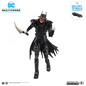 Dark Nights Metal Build A Action Figure: The Batman WHO LAUGHS by McFarlane Toys