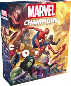 Gioco di società: MARVEL Champions: Il Gioco di Carte by Fantasy Flight Games
