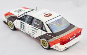 Audi V8 Quattro DTM 1991 Team AZR F. Jelinski #44 1/18 Minichamps