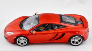 McLaren Mp4-12C 2011 Orange Metallic 1/18 Minichamps