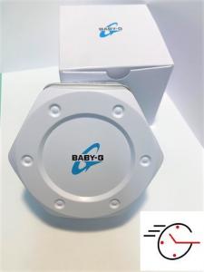 Casio BABY-G multifunzione, Protection nero sfere bianche