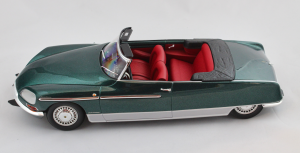 Citroen Ds 21 Chapron Palm Beach 1/18 Norev