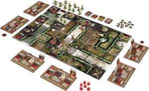 Gioco di società: ZOMBICIDE Green Horde by Guillotine Games