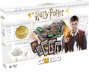 Gioco di società: CLUEDO - Harry Potter by Winning Moves