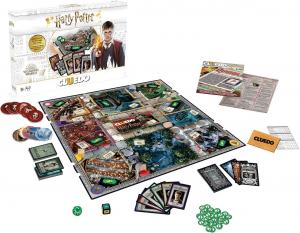 Gioco di società: CLUEDO - Harry Potter by Winning Moves
