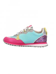 Sneakers LIU JO WONDER 10 LUCI ME CONTRO TE fuxia/torquoise