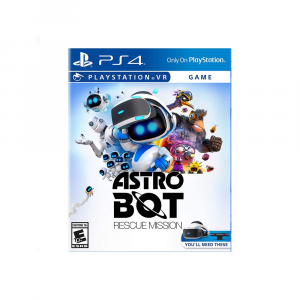 Astro Bot: Rescue Mission - USATO - PS4 (RICHIEDE PLAYSTATION VR)