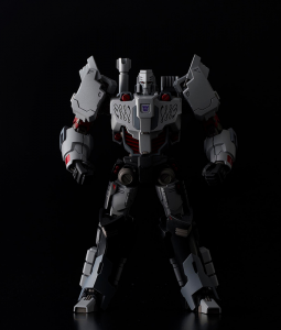 Model Kit Transformers: MEGATRON DECEPTICON by Flame Toys