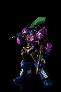 Model Kit Transformers: SAHTT GLASS OPTIMUS PRIME by Flame Toys