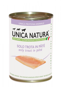 Solo Trota in paté - UNICO MONO ALL BREED