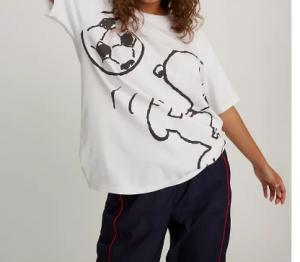 T-shirt donna LEVI'S X PEANUTS
