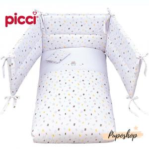 Piumone paracolpi sfilabile collezione Orso Converse by Picci