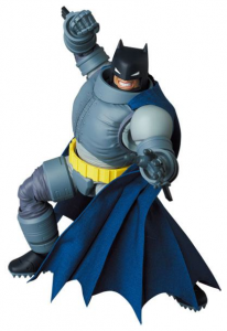 *PREORDER* The Dark Knight Returns MAF EX Action Figure: ARMORED BATMAN by Medicom Toy