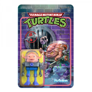 *PREORDER* Teenage Mutant Ninja Turtles ReAction Figure: KRANG by Super7