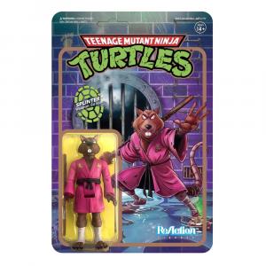 *PREORDER* Teenage Mutant Ninja Turtles ReAction Figure: SPLINTER by Super7