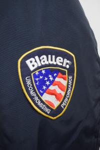 Giubbotto Uomo Blauer Blu Originale Tg XL