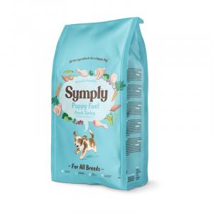 CROCCHETTE - Symply Puppy Fuel Tacchino Fresco, Patata Dolce e Avena