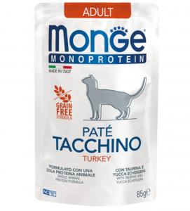 Monge Cat - Monoprotein - Adult - 85g x 28 buste