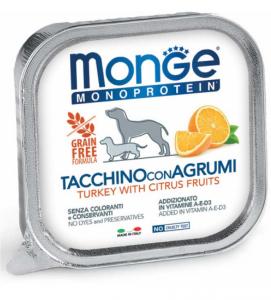 Monge Dog - Monoproteico - 150g x 12 vaschette