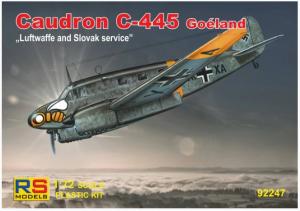 C-445 Goéland Luftwaffe & Slovakia