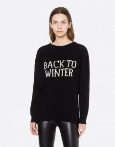 Maglione over Black to Winter alberta ferretti