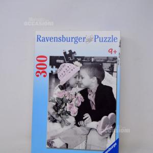 Puzzle Ravensburger 300pezzi Bambini In Bianco E Nero