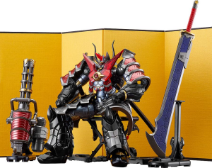 *PREORDER* Hagane Works Action Figure: MAZINKAISER HAOU MAZIN by Good Smile