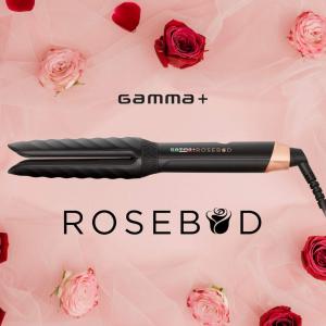 Gamma+ - Piastra arricciacapelli Rosebud