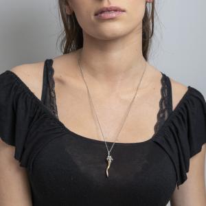 Collana corno di Nemoris gioielli