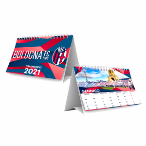 MINI CALENDARIO 2021 Bologna Fc