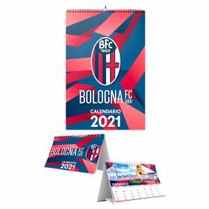 CONFEZIONE CALENDARI 2021 Bologna Fc