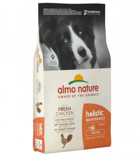 Almo Nature - Holistic Dog - Medium - Adult - 12 kg x 2 sacchi