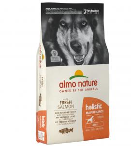 Almo Nature - Holistic Dog - Large - Adult - 12 kg x 2 sacchi