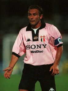 1997-98 Juventus Pantaloncini Away Centenario M