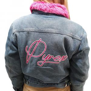 Pyrex Giacca Jeans da Donna