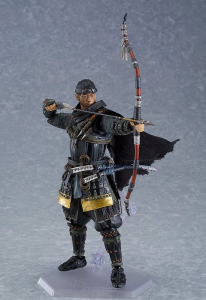 *PREORDER* Ghost of Tsushima Action Figure: JIN SAKAI by Good Smile