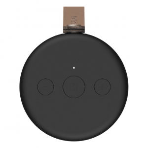 ACOUSTIC altoparlante bluetooth nero by Kreafunk