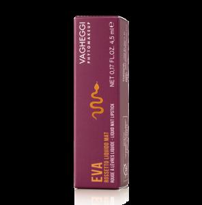 Rossetto Liquido Mat N.80 Eva - Granata