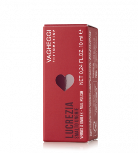 Smalto Unghie N.10 Lucrezia - Absolute Red