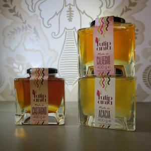 Deliziosa trilogia elegance (3 vasi da 400g)