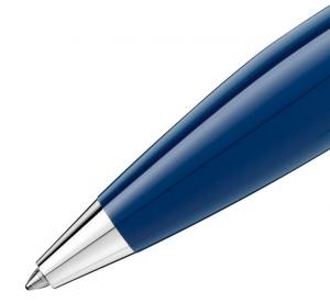Penna a sfera Montblanc StarWalker Blue Planet in Pregiata Resina