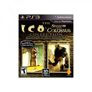 Ico & Shadow of the Colossus Collection - USATO - PS3