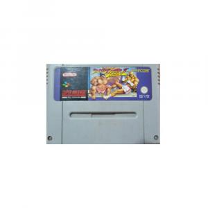 Street Fighter II Turbo- loose - USATO - SNES