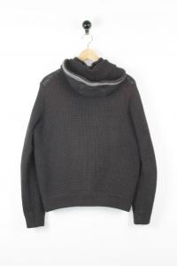 Moncler - Giubbino maglia e piuma