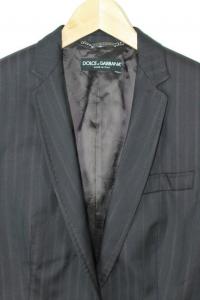 Dolce & Gabbana - Blazer gessato