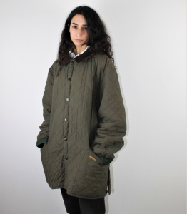 Barbour - Giacca trapuntata