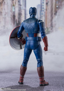 *PREORDER* Avengers Assemble Action Figure: CAPTAIN AMERICA by Bandai Tamashii
