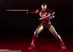 *PREORDER* Avengers Assemble Action Figure: IRON MAN by Bandai Tamashii